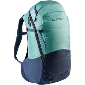VAUDE Tacora 22 Backpack Women, groen/blauw
